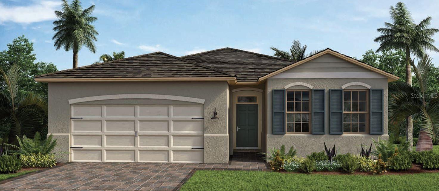 3061 NEW ASHFORD WAY, Sanford, FL 32771 - #: O5982231
