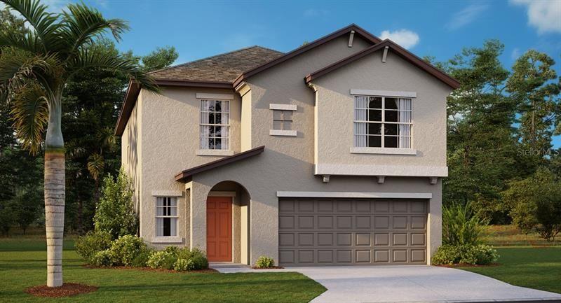 15705 SPICE KEY STREET, Sun City Center, FL 33573 - #: T3252231
