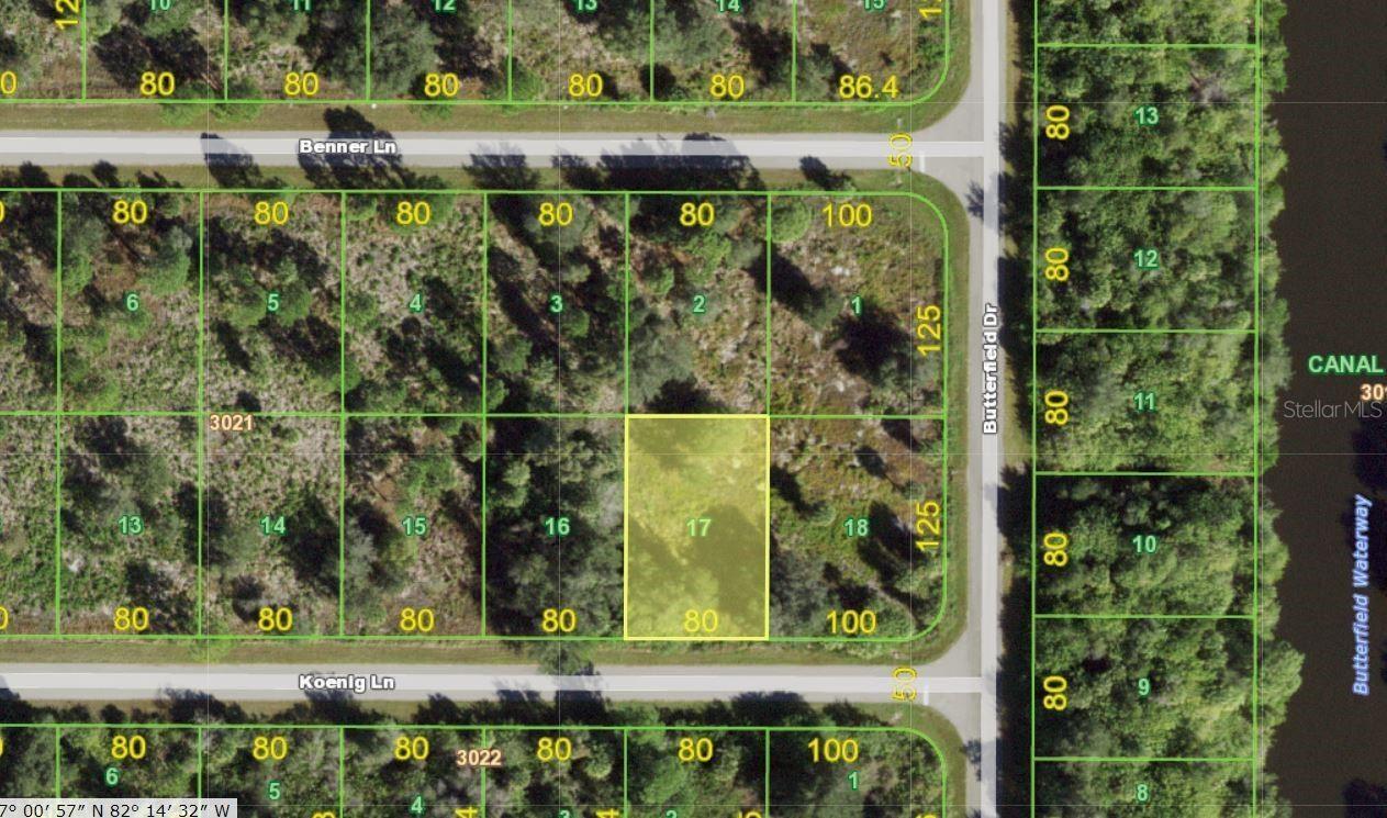 Photo of 12492 KOENIG LANE, PORT CHARLOTTE, FL 33953 (MLS # D6119232)