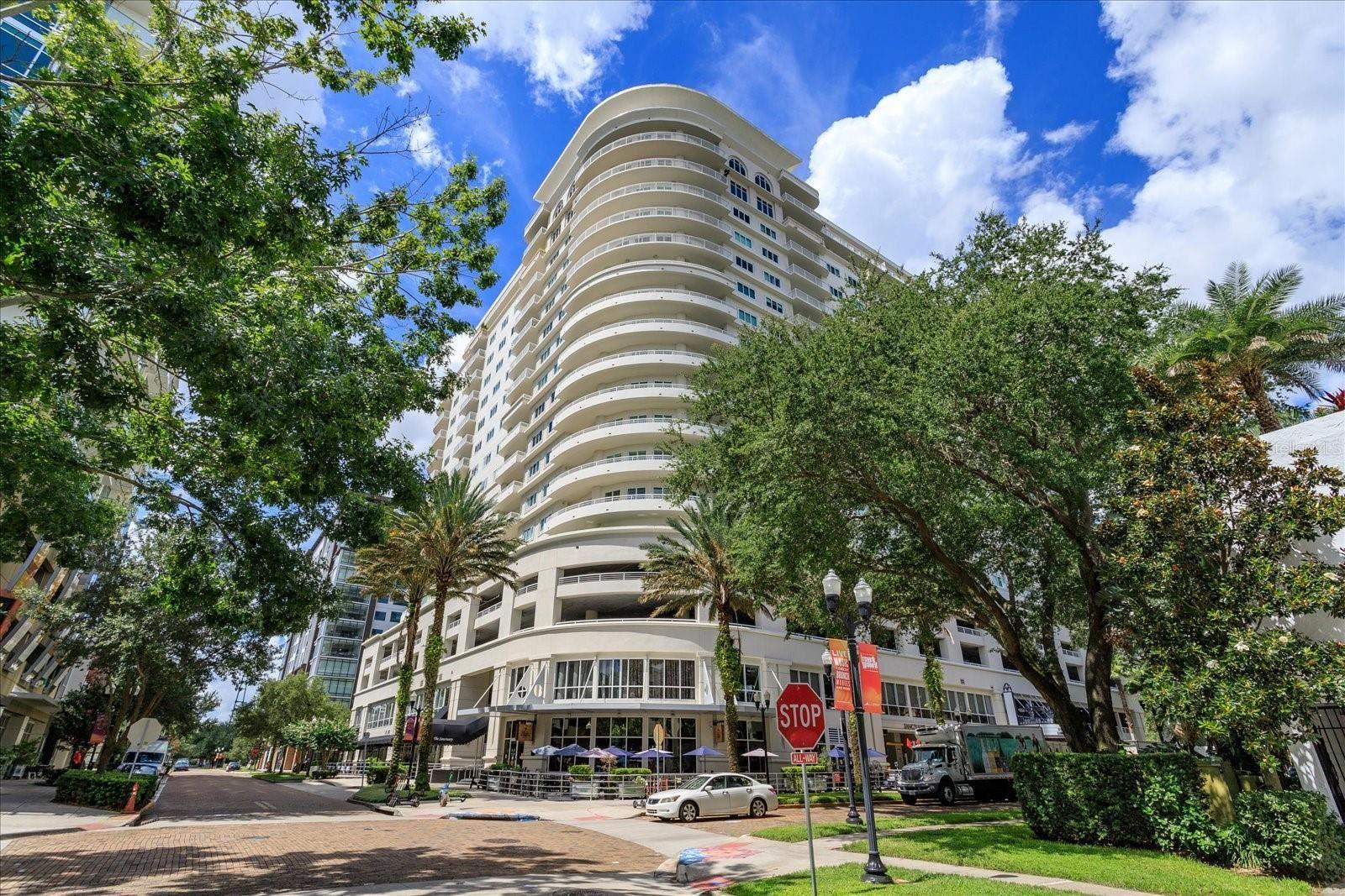 100 S EOLA DRIVE #612, Orlando, FL 32801 - #: O5959232