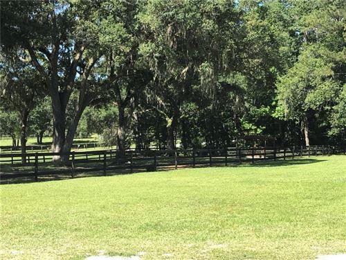 Tiny photo for 11371 W HIGHWAY 316, REDDICK, FL 32686 (MLS # OM620234)