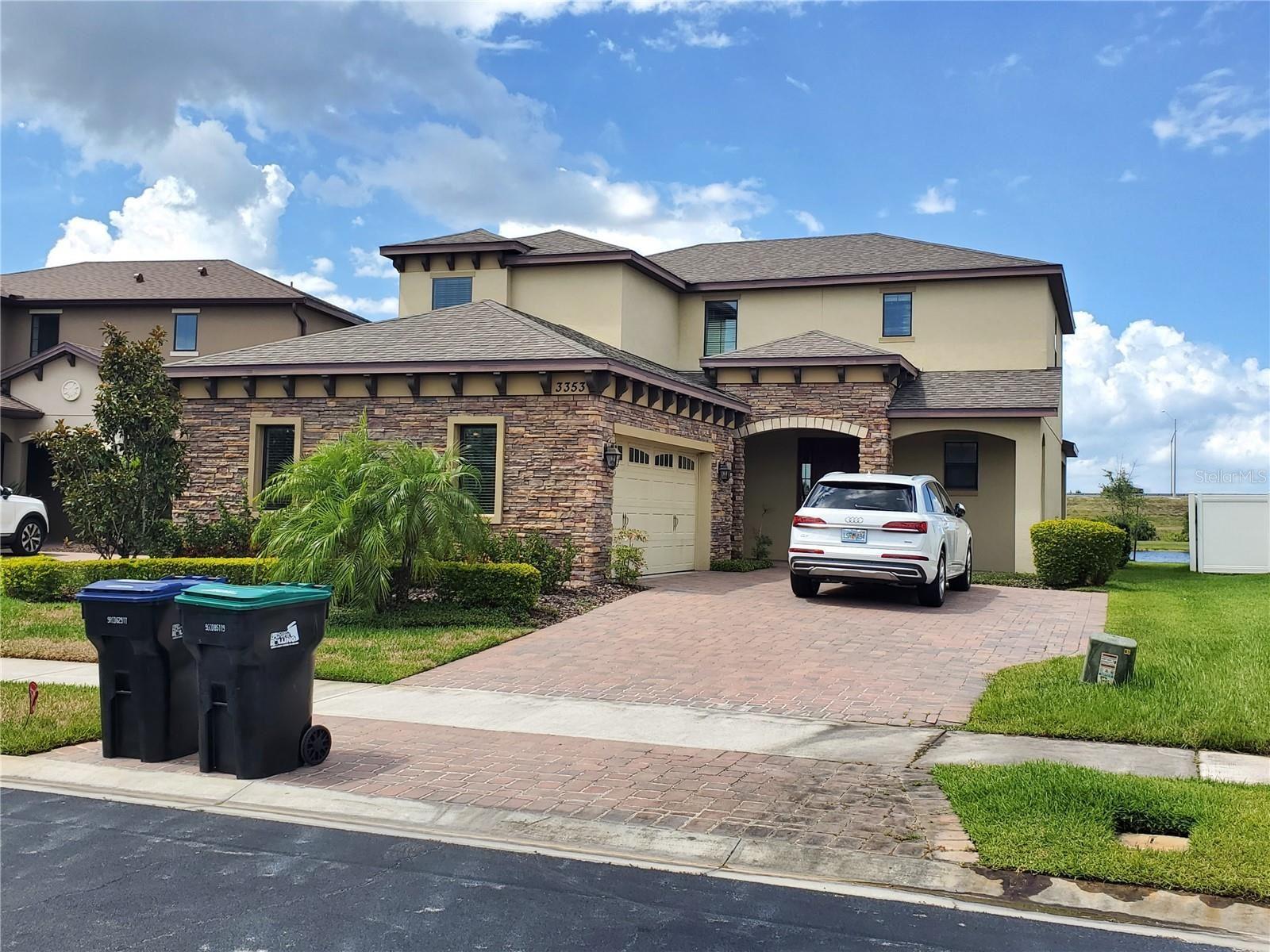 3353 SOMERSET PARK DRIVE, Orlando, FL 32824 - #: O5952234