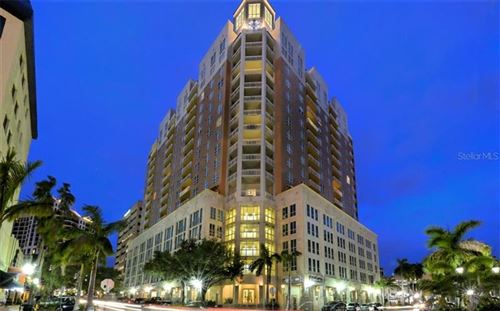 Photo of 1350 MAIN STREET #701, SARASOTA, FL 34236 (MLS # A4472236)