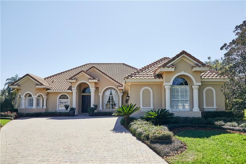 1098 HENLEY DOWNS PLACE, Lake Mary, FL 32746 - #: C7427236