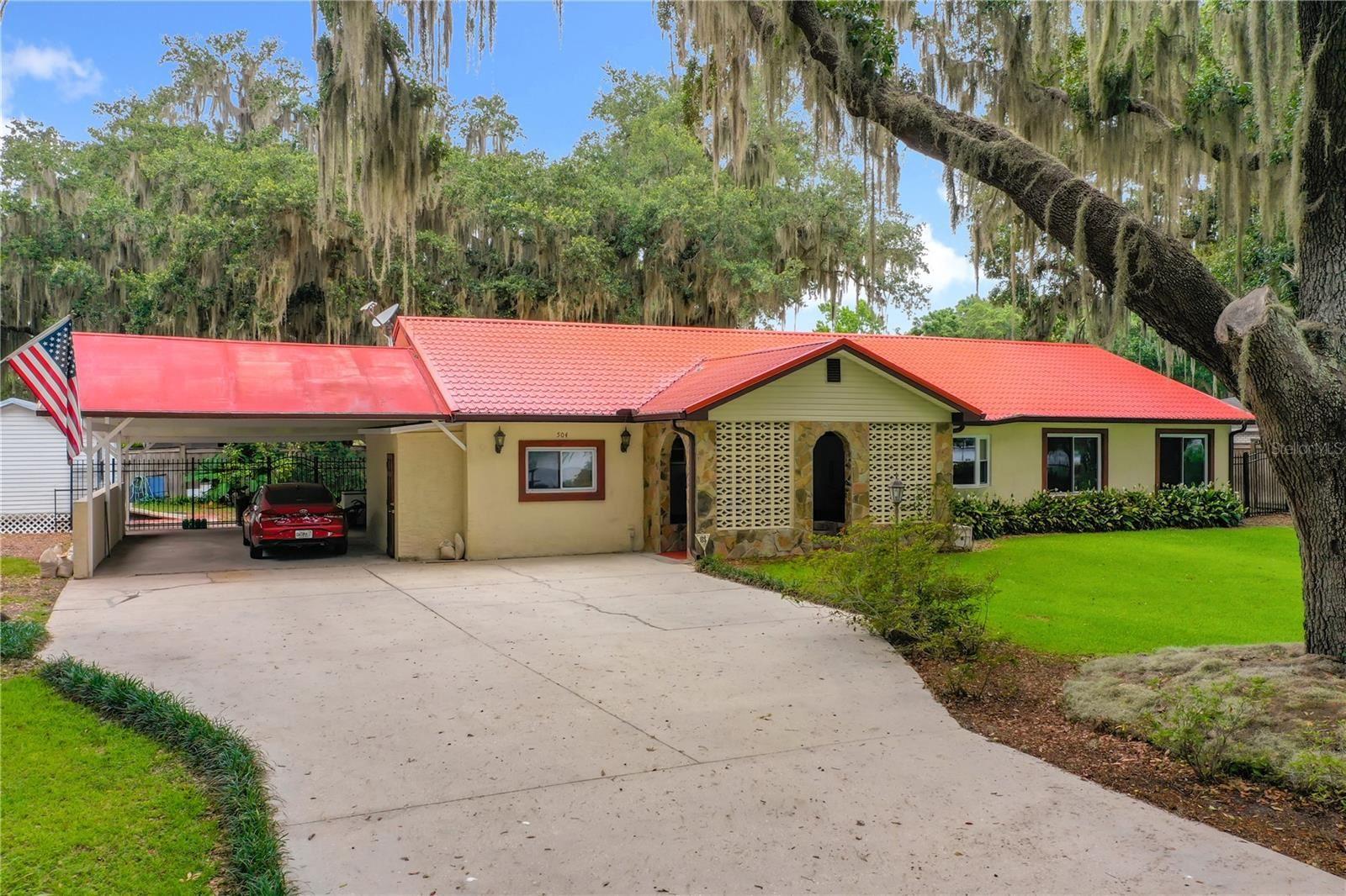 504 LAKE LENA BOULEVARD, Auburndale, FL 33823 - #: P4916237