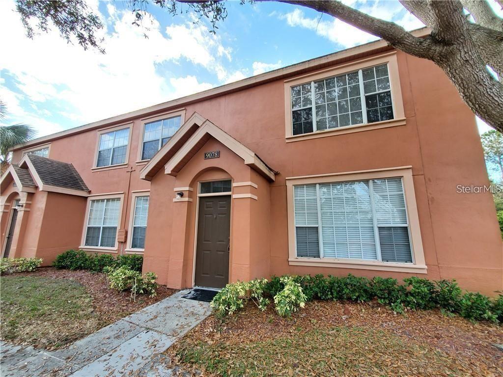 9078 LAKE CHASE ISLAND WAY #9078, Tampa, FL 33626 - #: T3320237