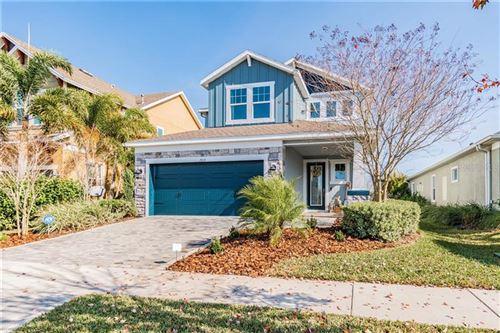 Photo of 7219 MEETING HOUSE LANE, APOLLO BEACH, FL 33572 (MLS # T3286238)