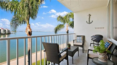 Photo of 5281 ISLA KEY BOULEVARD S #205, ST PETERSBURG, FL 33715 (MLS # U8110238)