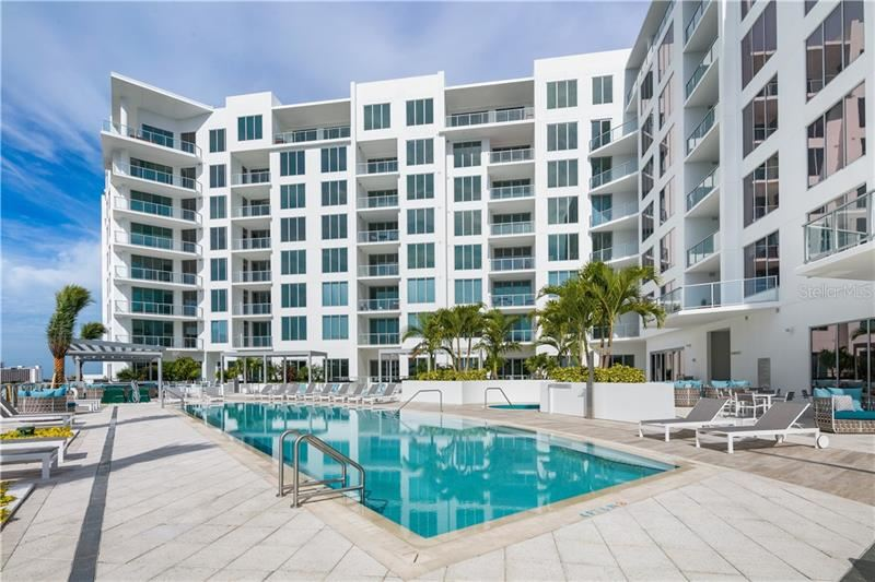 111 S PINEAPPLE AVENUE #606, Sarasota, FL 34236 - #: A4470240