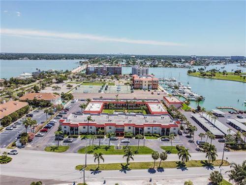 Photo of 10365 PARADISE BOULEVARD #18, TREASURE ISLAND, FL 33706 (MLS # U8121243)