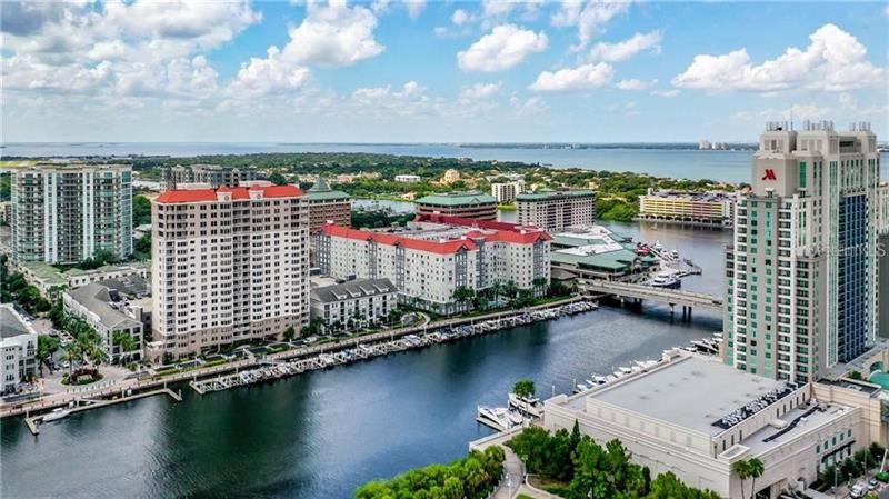 700 S HARBOUR ISLAND BOULEVARD #812, Tampa, FL 33602 - MLS#: T3256243