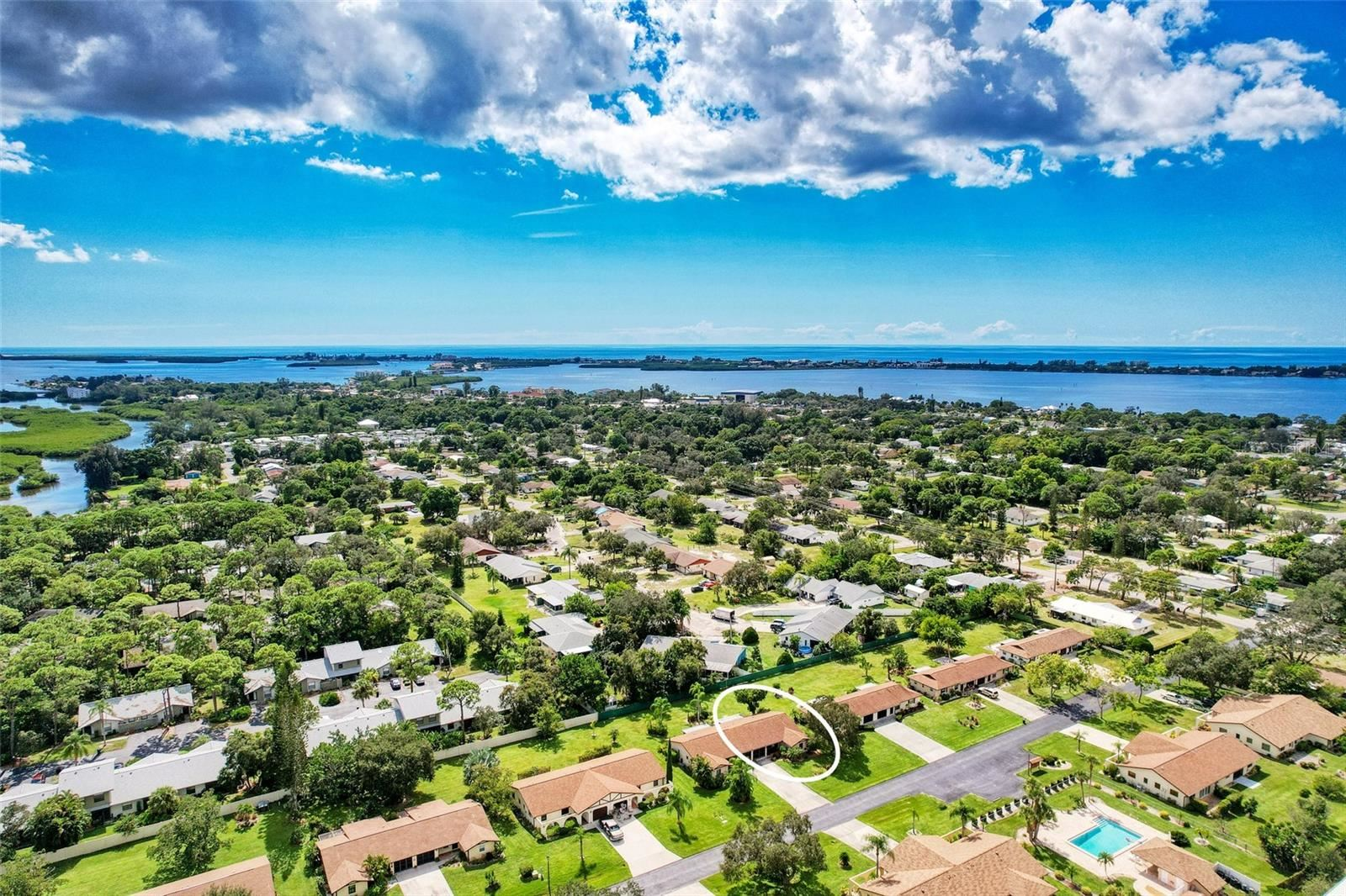 Photo of 209 HIGH POINT DRIVE #209-A, ENGLEWOOD, FL 34223 (MLS # C7450244)