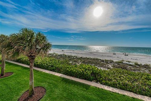 Photo of 2900 GULF BOULEVARD #202, BELLEAIR BEACH, FL 33786 (MLS # U8087245)