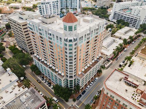 Photo of 1350 MAIN STREET #1008, SARASOTA, FL 34236 (MLS # A4508247)