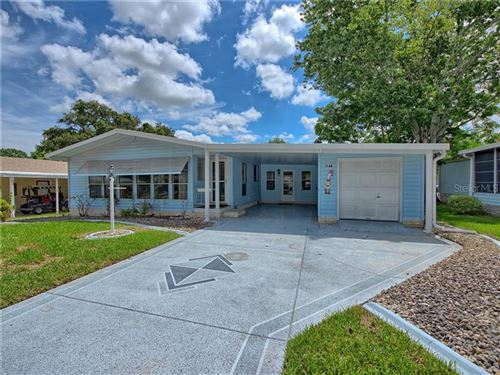 Photo of 1144 PARADISE DRIVE, THE VILLAGES, FL 32159 (MLS # G5032247)