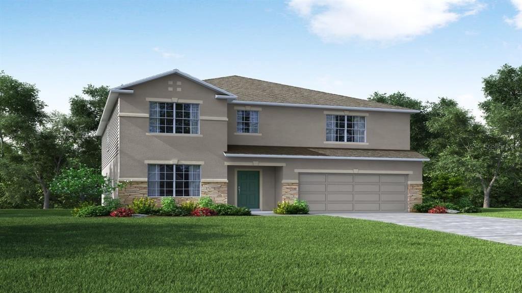 11172 BRAM BAY COURT, San Antonio, FL 33576 - MLS#: O5967247