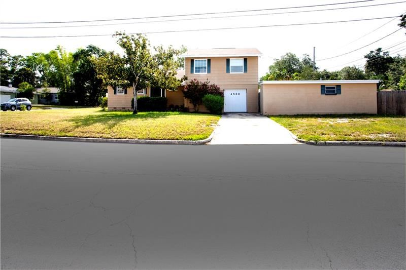 4588 14TH AVENUE N, Saint Petersburg, FL 33713 - #: U8089247