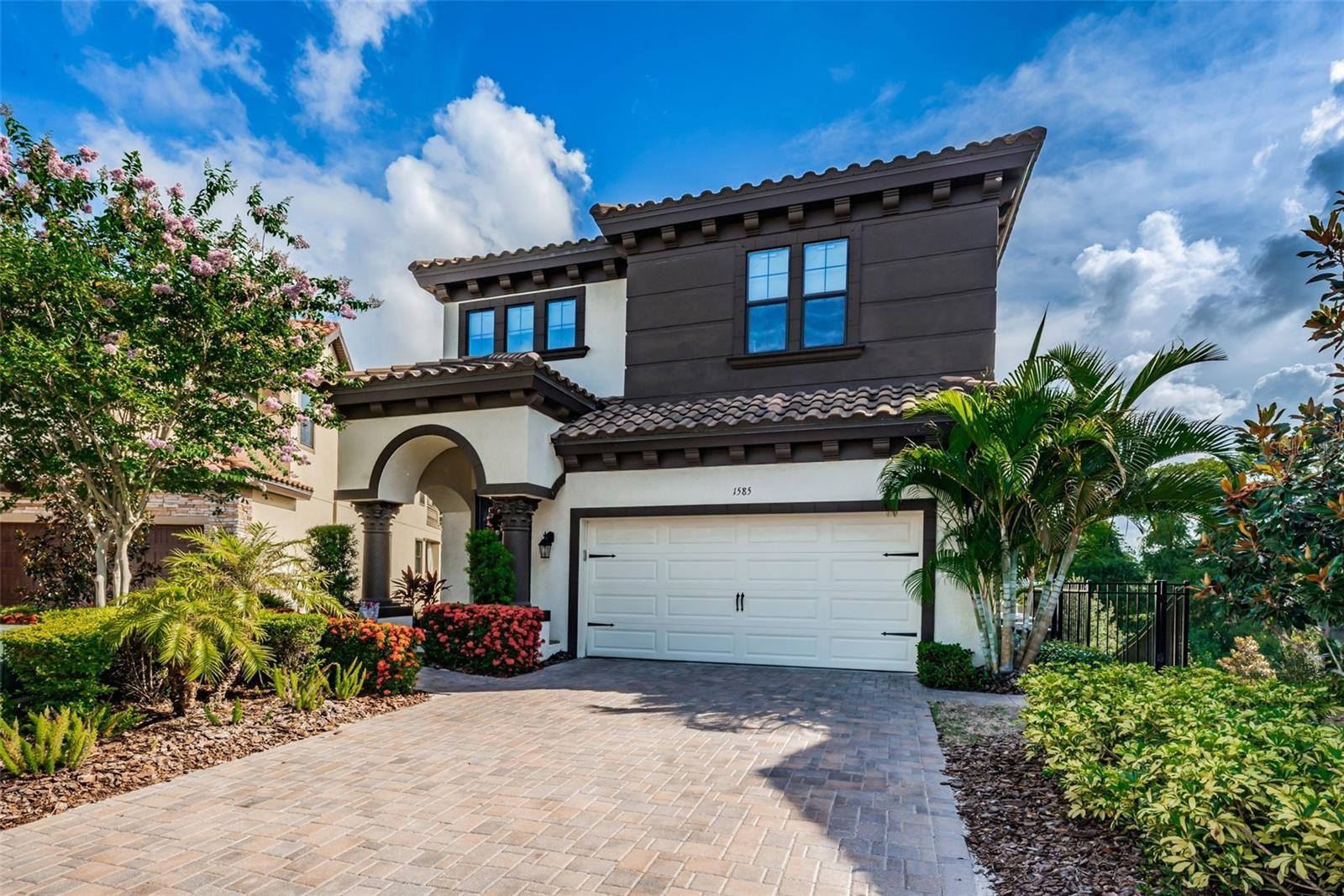 1585 MARINELLA DRIVE, Palm Harbor, FL 34683 - #: W7836248