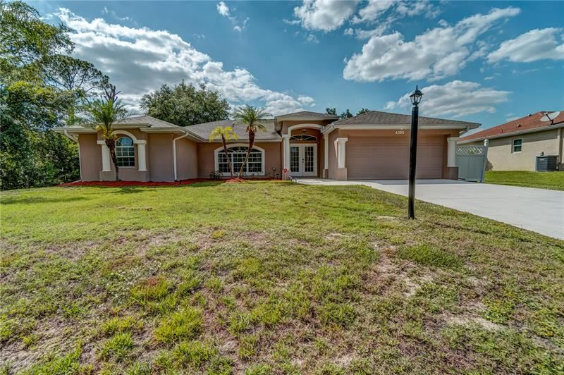 4305 CINDERELLA ROAD, North Port, FL 34286 - MLS#: C7443251