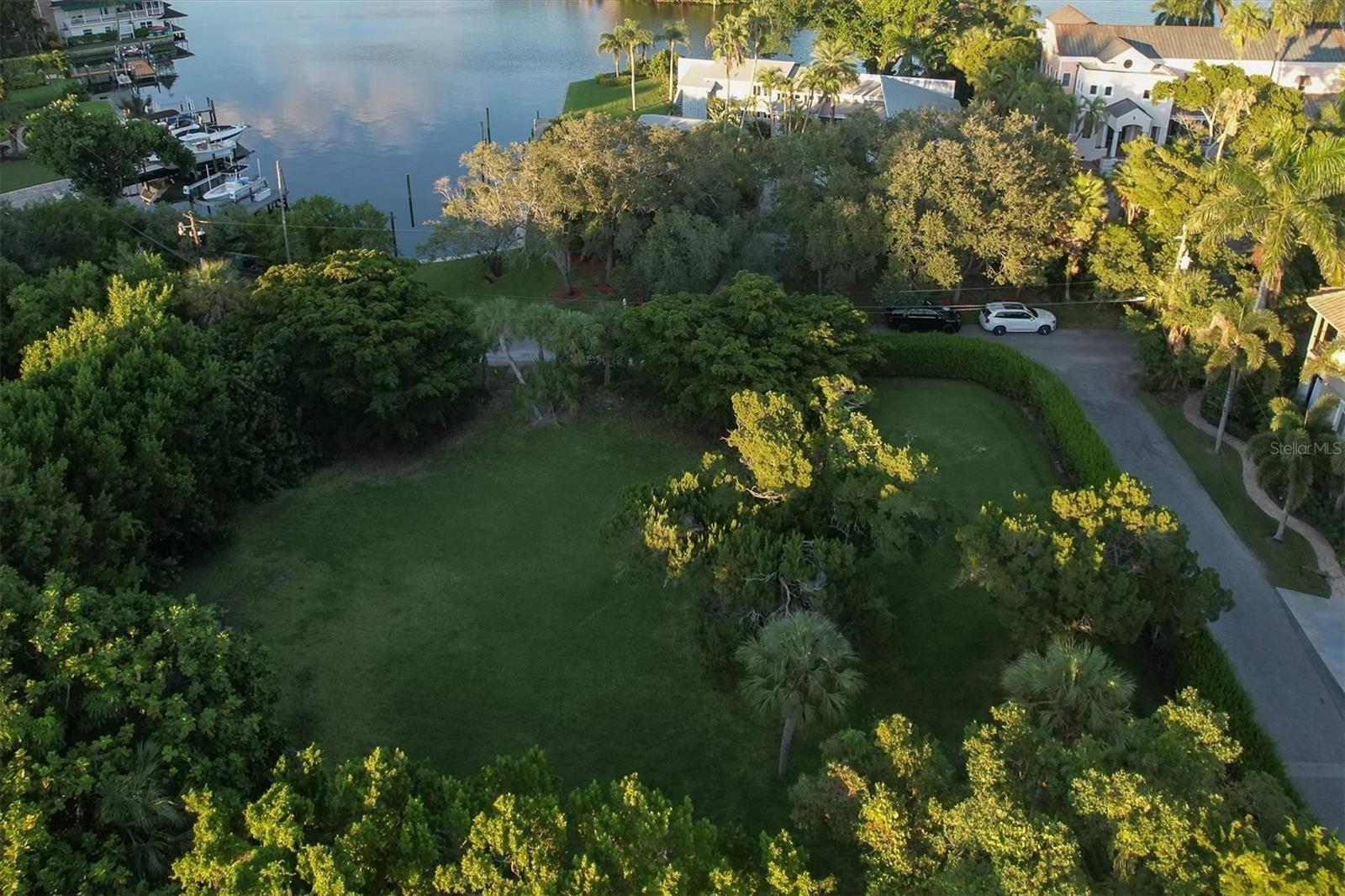 Photo of 0 ROBERTS POINT ROAD, SARASOTA, FL 34242 (MLS # A4514252)