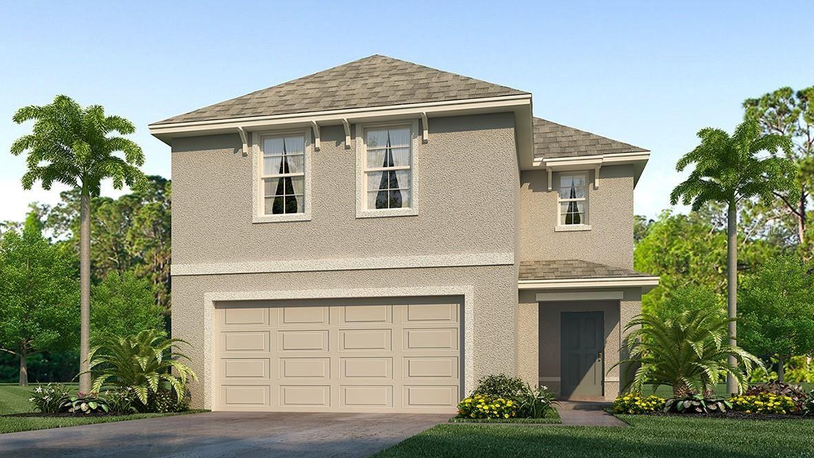 591 SUNLIT CORAL STREET, Ruskin, FL 33570 - #: T3312252