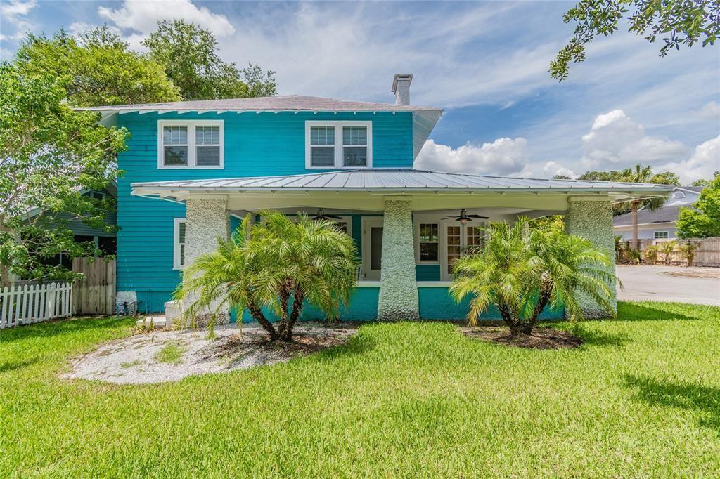 427 E TARPON AVENUE, Tarpon Springs, FL 34689 - MLS#: U8126252