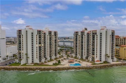 Photo of 440 S GULFVIEW BOULEVARD #1201, CLEARWATER, FL 33767 (MLS # U8117253)