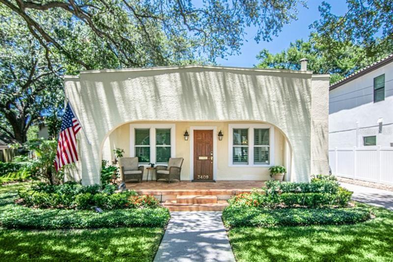 3409 W PALMIRA AVENUE, Tampa, FL 33629 - MLS#: T3244253