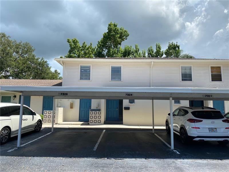 7324 STONE HAVEN COURT N #7324, Pinellas Park, FL 33781 - #: U8069253