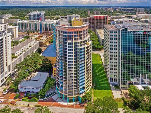 Photo of 322 E CENTRAL BOULEVARD #502, ORLANDO, FL 32801 (MLS # O5943255)