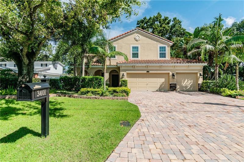 3401 W ALLINE AVENUE, Tampa, FL 33611 - #: T3244256