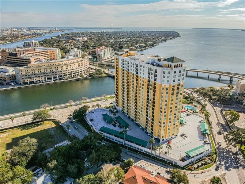 345 BAYSHORE BOULEVARD #310, Tampa, FL 33606 - MLS#: T3222257