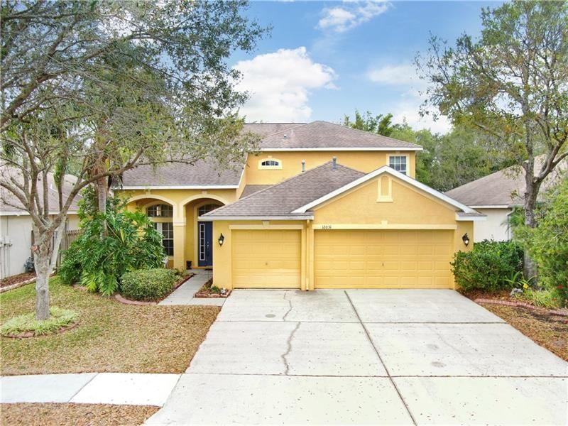 12031 NORTHUMBERLAND DRIVE, Tampa, FL 33626 - MLS#: T3228257