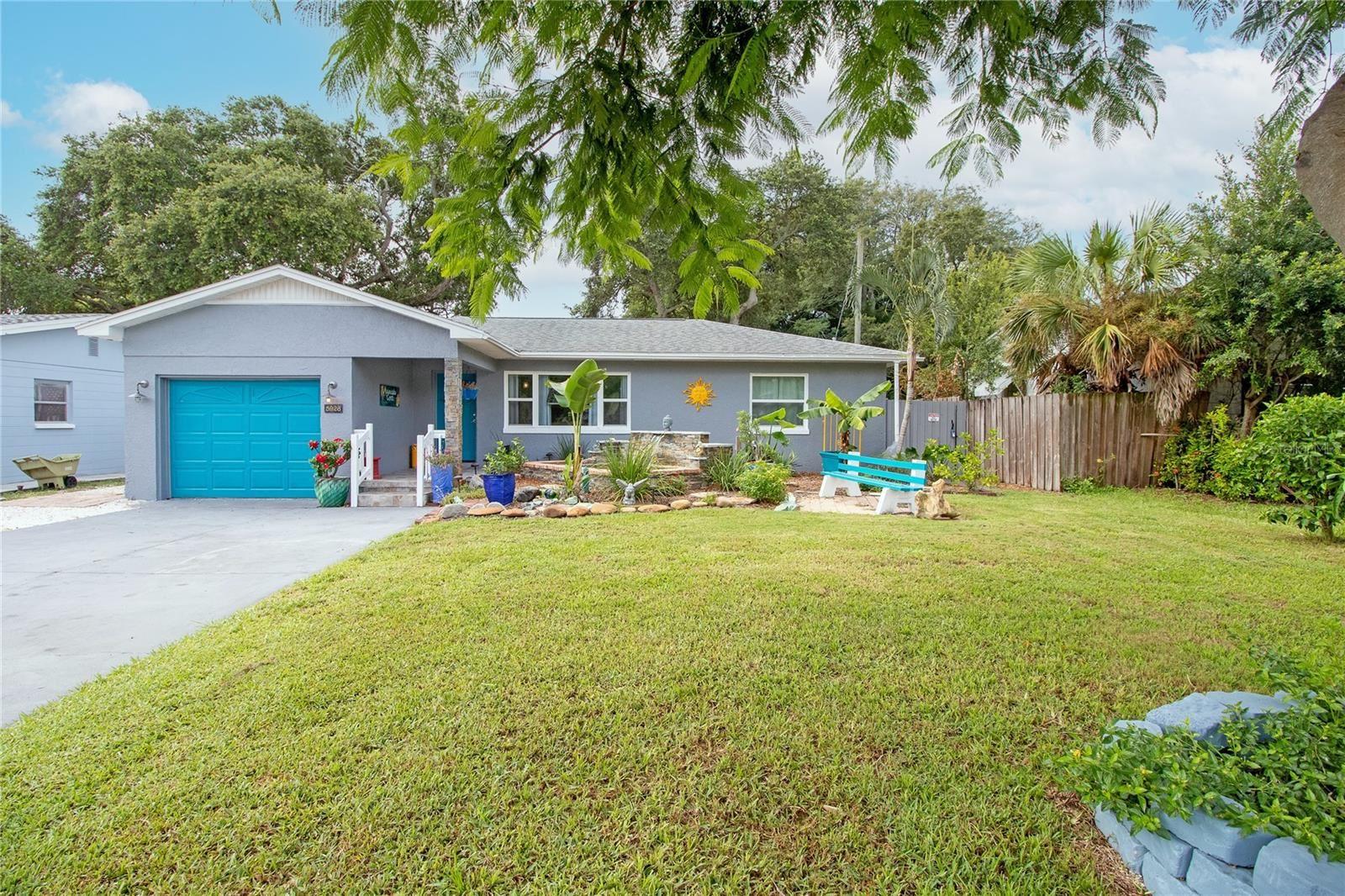 5926 TANGERINE AVENUE S, Gulfport, FL 33707 - #: U8132257