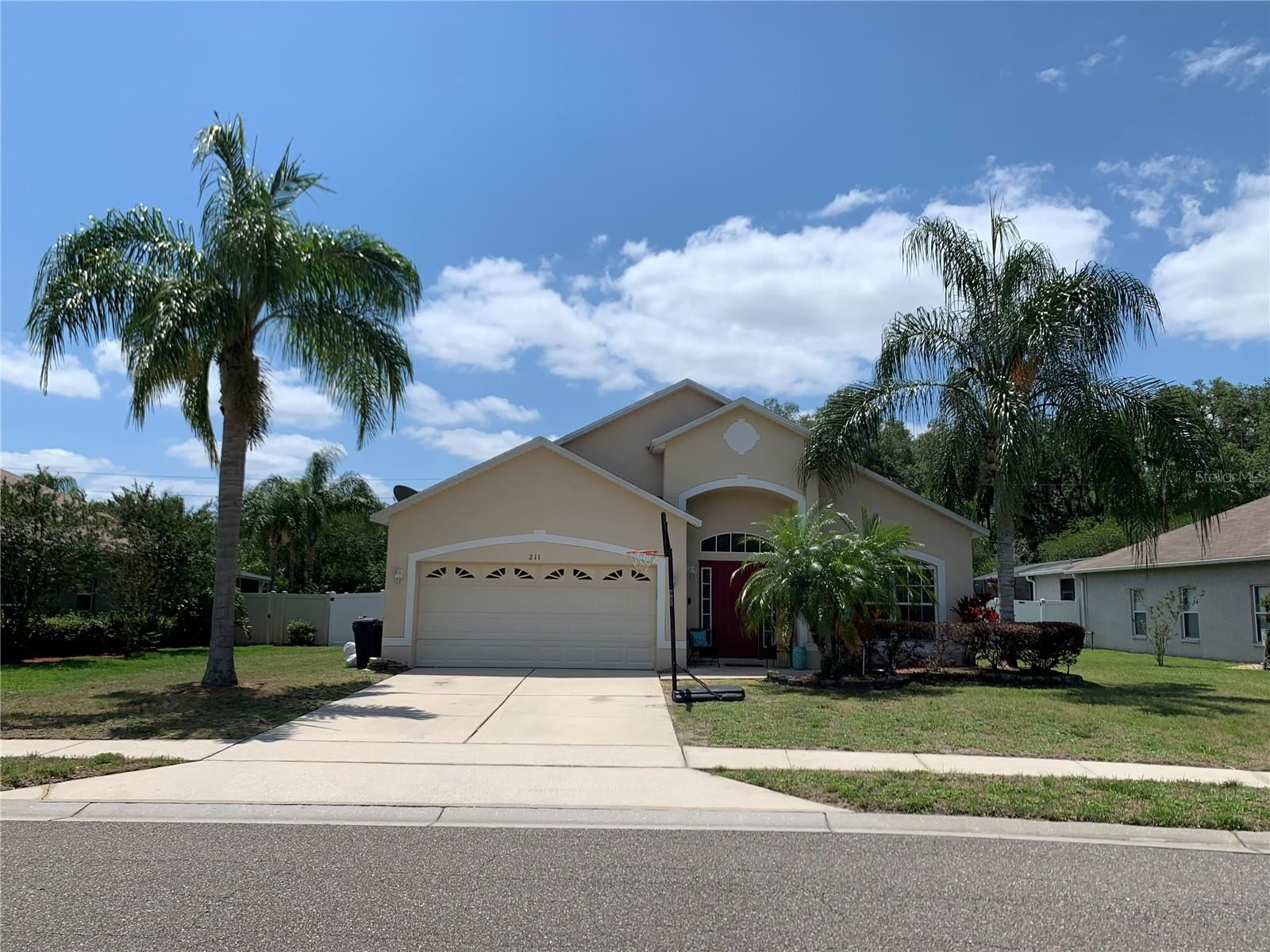 211 CLYDESDALE CIRCLE, Sanford, FL 32773 - #: V4920257