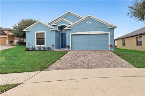 Photo of 411 SAVANNAH PRESERVE LOOP, DAVENPORT, FL 33837 (MLS # O5829258)