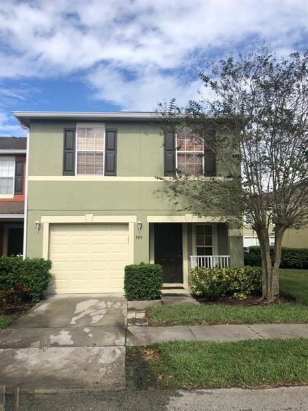 569 CRESTING OAK CIRCLE #88, Orlando, FL 32824 - MLS#: S5042258