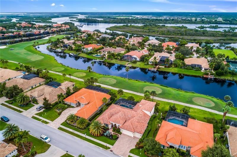 Photo of 10509 WINDING STREAM WAY, BRADENTON, FL 34212 (MLS # A4444259)