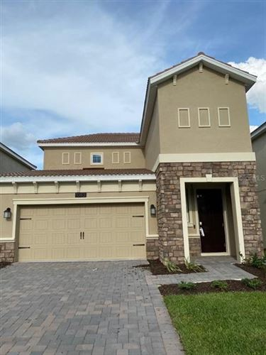 Photo of 1083 TRAPPERS TRAIL LOOP, DAVENPORT, FL 33896 (MLS # O5873260)