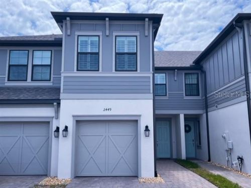 Photo of 2449 GOLDEN PASTURE CIRCLE, CLEARWATER, FL 33764 (MLS # U8119261)