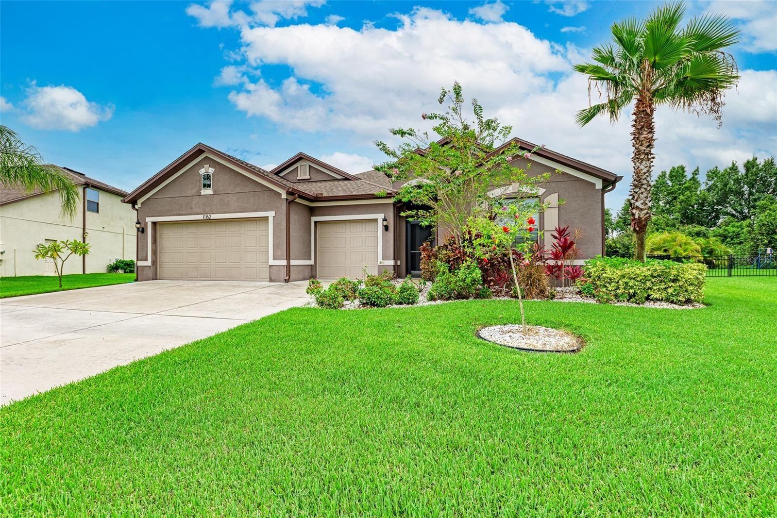 11162 58TH STREET CIRCLE E, Parrish, FL 34219 - #: A4508261