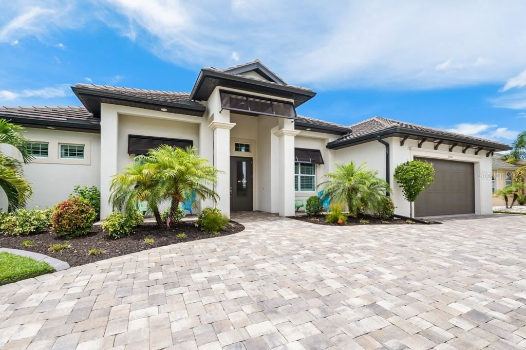 15746 AQUA CIRCLE, Port Charlotte, FL 33981 - MLS#: N6116261