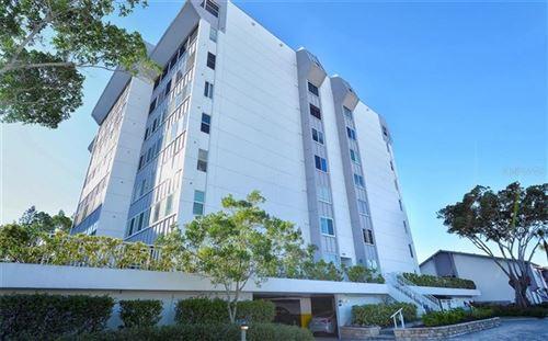 Photo of 1080 W PEPPERTREE LANE #302A, SARASOTA, FL 34242 (MLS # A4460263)
