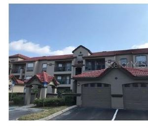 Tiny photo for 18101 PEREGRINES PERCH PLACE #101, LUTZ, FL 33558 (MLS # T3186263)