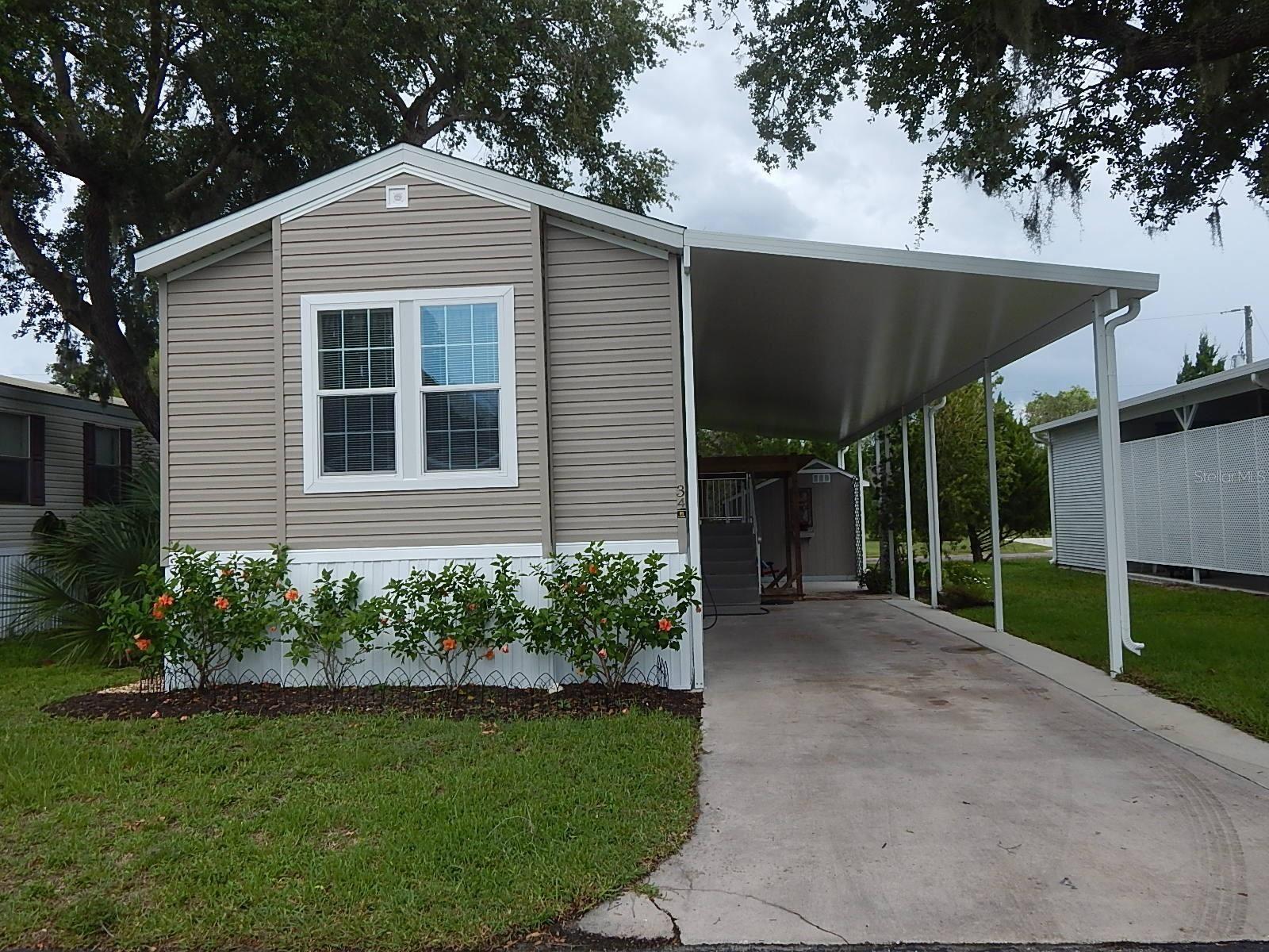 24437 HARBORVIEW ROAD #34, Port Charlotte, FL 33980 - #: C7446263