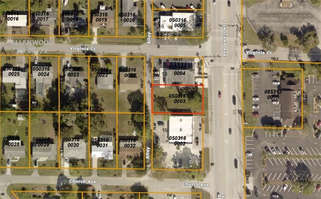 Photo of 354 S INDIANA AVENUE, ENGLEWOOD, FL 34223 (MLS # D6113264)