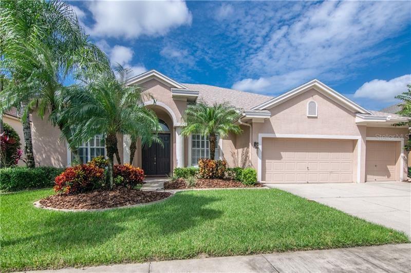 10615 GRETNA GREEN DRIVE, Tampa, FL 33626 - MLS#: T3266264