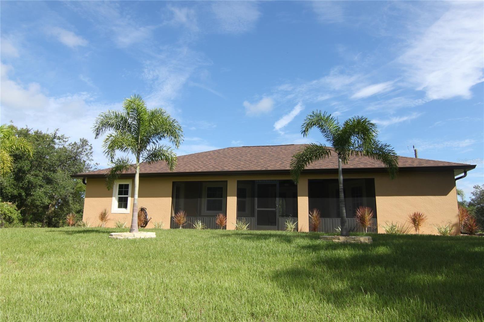 Photo of 82 PELTON CIRCLE, PORT CHARLOTTE, FL 33954 (MLS # C7446265)