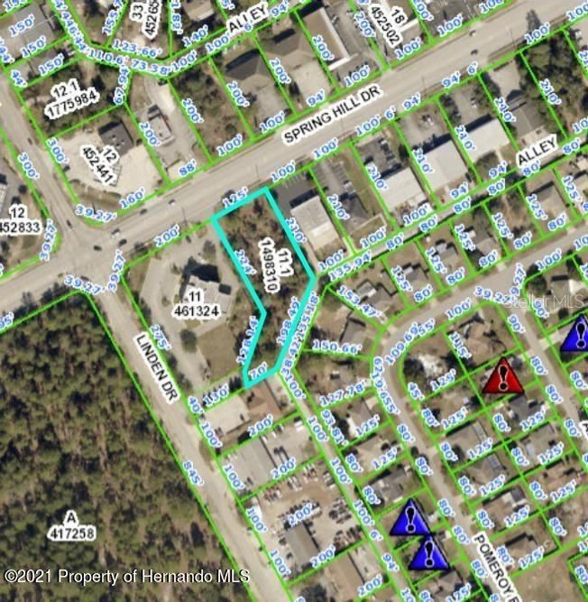 13090 SPRING HILL DRIVE, Spring Hill, FL 34609 - MLS#: T3300265