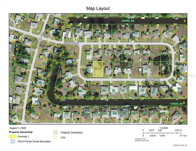 Photo of 162 CONCORD DRIVE NE, PORT CHARLOTTE, FL 33952 (MLS # D6113266)